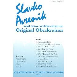 Avsenik, Slavko: Slavko Avsenik und seine weltberühmten Original Oberkrainer Combo-Ausgabe 1