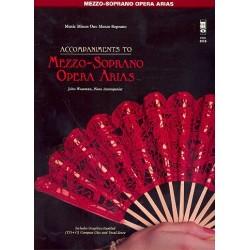 Mezzo Soprano Opera Arias (+CD) : for mezzo soprano and piano