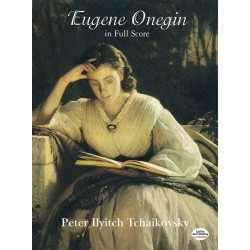 Tschaikowsky, Peter Iljitsch: Eugen Onegin op.24 : lyric scenes in 3 actsre full score