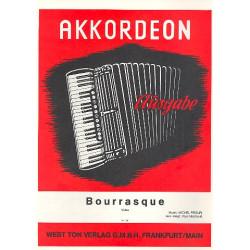 Peguri, Michel: Bourrasque : f├╝r Klavier Einzelausgabe