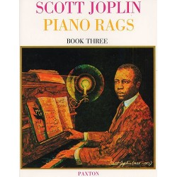 Joplin, Scott: Piano Rags vol.3