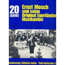 Ernst Mosch und seine Original Egerländer Musikanten Band 6: für Klavier / Akkordeon