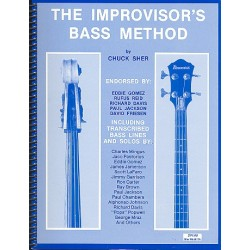 Sher, Chuck: The Improvisor's Bass Method