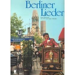 Berliner Lieder : für Klavier/Gesang/Gitarre