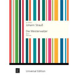 Strauß, Johann (Sohn): Die Meisterwalzer Band 1 : für Klavier