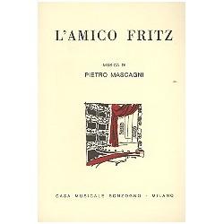 Mascagni, Pietro: L'Amico Fritz : Libretto (it)