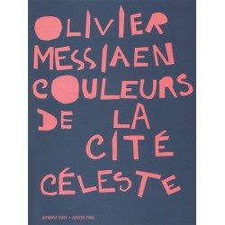 Messiaen, Olivier: Couleurs de la cité céleste : partition de poche (1963)