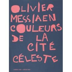 Messiaen, Olivier: Couleurs de la cit├® c├®leste : partition de poche (1963)