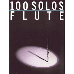 100 Solos : for flute