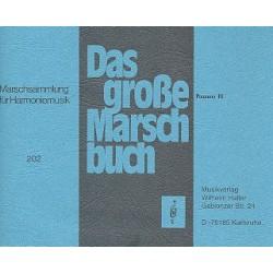 Das große Marschbuch : für Blasorchester Posaune 3 in C