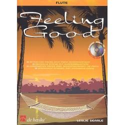Searle, Leslie: Feeling good (+CD) : für Flöte und Klavier 17 reizvolle Stücke