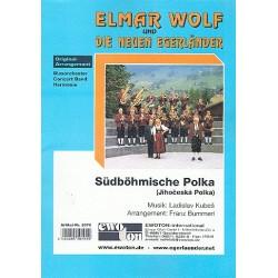 Südböhmische Polka : für Blasorchester