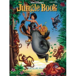 The Jungle Book : songbook piano/vocal/guitar
