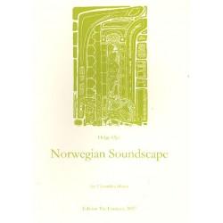 Oye, Helge: Norwegian Soundscape : für 3 Tenorblockflöten Partitur und Stimmen