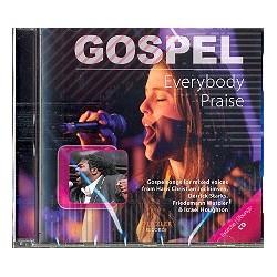 Gospel - Everybody praise Übungs-CD