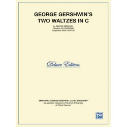 Gershwin, George: 2 Waltzes in C: for piano