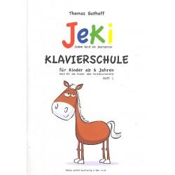 Guthoff, Thomas: JeKi Klavierschule Band 1
