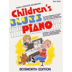 Children's Blues Piano