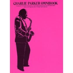 Parker, Charlie: Charlie Parker Omnibook : for B flat instruments