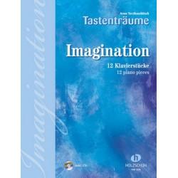 Terzibaschitsch, Anne: Imagination : für Klavier