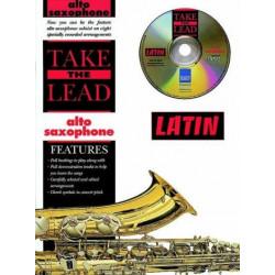TAKE THE LEAD (+CD) : LATIN FOR TRUMPET ORIGINAL UND BACKINGTRACKS