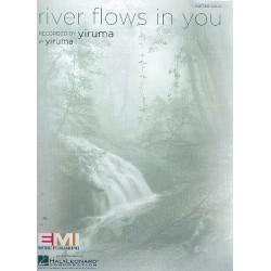 Yiruma (Lee Ru-ma): River flows in You : for guitar/tab