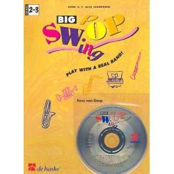 Gorp, Fons van: Big Swing Pop Band 4 (+CD) : für Altsaxophon