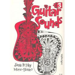 Guitar Sounds Band 3 : für 1-2 Gitarren