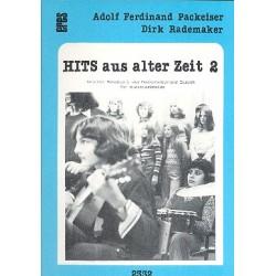 Hits aus alter Zeit Band 2 für gem Ensemble (Musizierkreise)