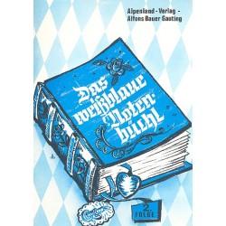 Bauer, Alfons: Das weißblaue Notenbüchl Band 2 : für Zither und andere Instrumente