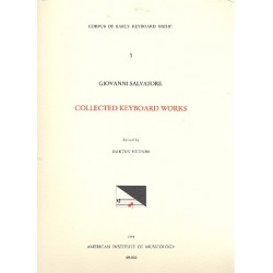 Salvatore, Giovanni: Collected Keyboard Works