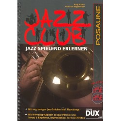 Mayerl, Andy: Jazz Club (+2 CD's) : für Posaune