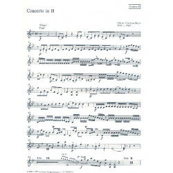 Bach, Johann Sebastian: Konzert B-Dur : für Orgel, 2 Violinen und Bc Violine 2