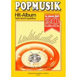 Popmusik Hit-Album Super 20 Party Hits