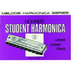 Student Harmonika Band 3