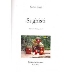 Cogan, Racheal: Sughisti für Blockflötenquartett ( ABBB) Partitur und Stimmen