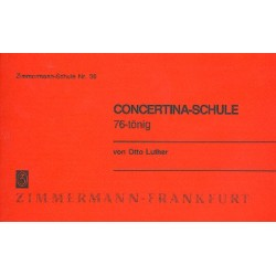 Luther, Otto: Schule f├╝r Concertina 76-t├Ânig