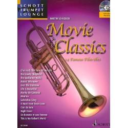 Movie Classics (+CD) : für Trompete und Klavier
