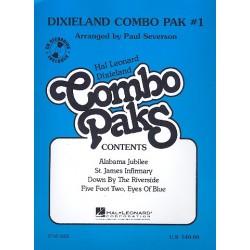 Dixieland Combo Pak 1 (+CD)