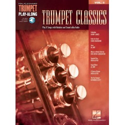 Trumpet Classics (+audio access) : for trumpet trumpet playalong vol.2