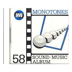 Wehmeier, Rolf: Monotones : CD