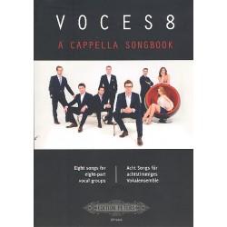 Voces8 - A cappella Songbook Band 1 für 8 Stimmen (gem Chor) a cappella Partitur