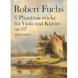 Fuchs, Robert: Fantasiestücke op.117 : für Viola und Klavier