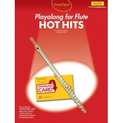 Hot Hits (+Download) : for flute