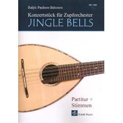 Jingle Bells : für Zupforchester Partitur und Stimmen
