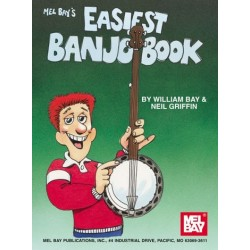 Bay, William: Easiest Banjo Book