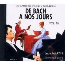 Hervé, Charles: De Bach à nos jours vol.1b : CD