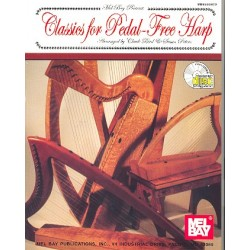 Classics for pedal-Free Harp (+CD)