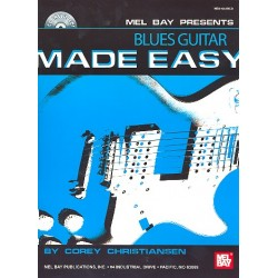 Christiansen, Corey: Blues Guitar made easy (+CD)