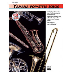 Yamaha Pop Style-Solos vol.1 (+CD) : Tuba
